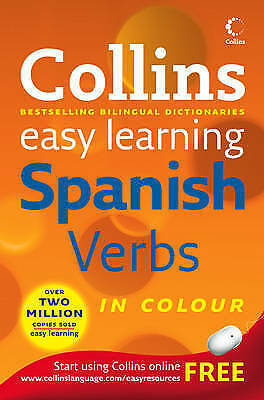 Collins Easy Learning Spanish Verbs by HarperCollins Publishers (Paperback, 2005