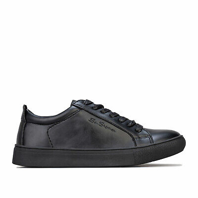 Infant Boys Ben Sherman Trick Trainers in Black.