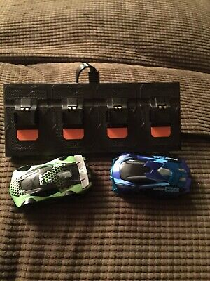 Anki Overdrive 2 Cars Ground Shock & Nuke Racer Includes Charger