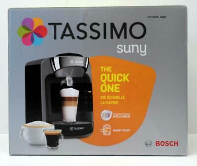Bosch Tassimo Suny TAS3202 Midnight Black / anthrazit