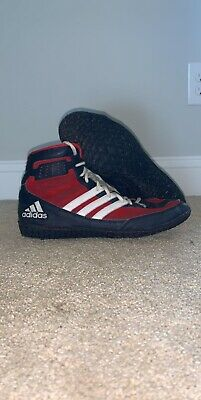 Size 9 Adidas Wrestling Shoes