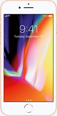 Apple iPhone 8 Plus - 256GB AT&T Gold A1864