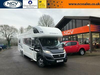 Swift Kon-Tiki 42 MAXI EDITION Motorhome BLACK EDITION 6 BERTH CAMPER