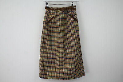 DERETA Skirt Size Uk 10
