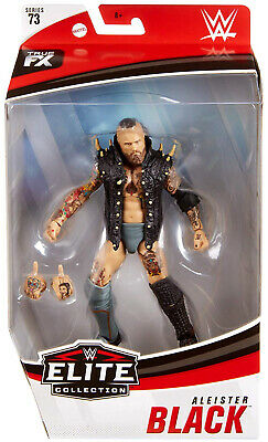 WWE ALEISTER BLACK NEW MATTEL Elite Series 73 Wrestling Figure NXT ACTION