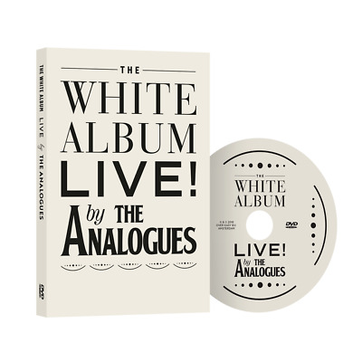 The Analogues Perfom The Beatles - The White Album live DVD