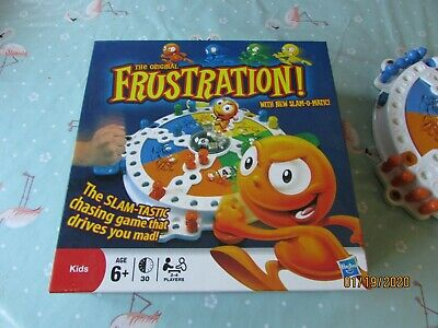 Frustration With New Slam-O-Matic Games By Hasbro 2011