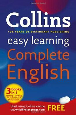 Collins Easy Learning Complete English (Collins Easy Learning)-unknown