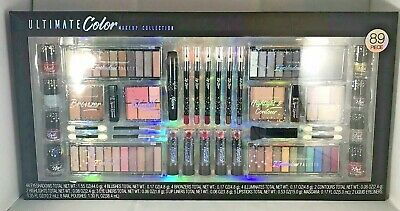 The Color Workshop Ultimate Color Makeup Collection Gift Set 89 Pieces