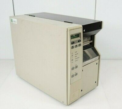 ZEBRA 110XIII PLUS Thermal Transfer and Direct Thermal Label Printer