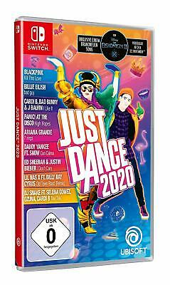 Just Dance 2020 Switch New+Boxed