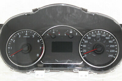 Speedometer Instrument Cluster 2014 - 2015 Rondo Panel Gauges A44242 Kilometers