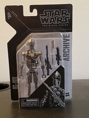 **MINT*** Star Wars IG-88 The Black Series Archive Action Figure