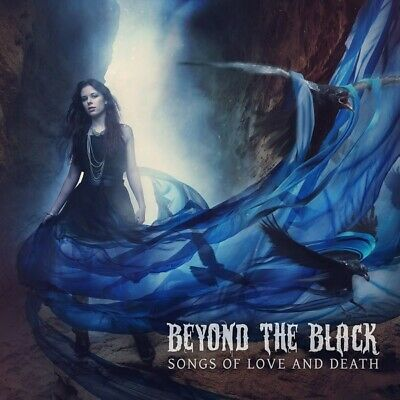 Beyond The Black - Songs Of Love And Death CD We Love Music NEW