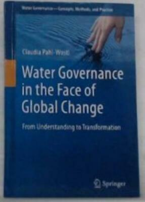 NEW Water Governance in the Face of Global Change: From Understanding $160.14