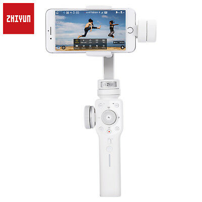 Zhiyun Smooth 4 3-Axis Handheld Smartphone Gimbal Stabilizer for phone - white