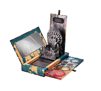 Urban Decay Game Of Thrones Eyeshadow Palette - New in Box! 100% AUTHENTIC!