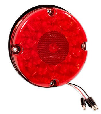 """Grote 53422 7"""" LED Stop Tail Turn Light with Reflex"""