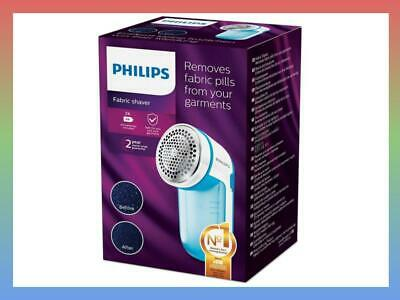 Rasoir Anti Peluche Philips Bleu Efficace Linge Nickel