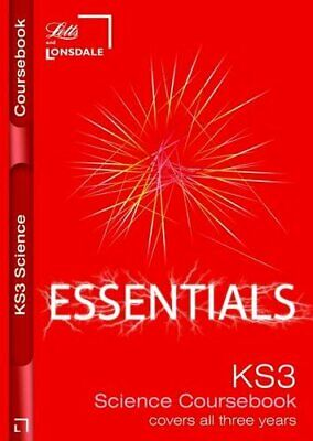 (Good)-Lonsdale Key Stage 3 Essentials - Complete Key Stage 3 Science: Course Bo