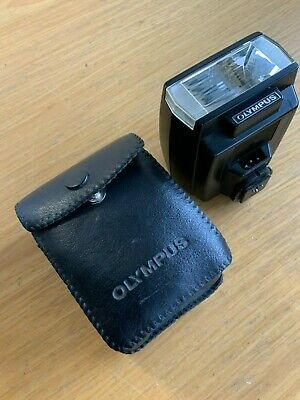 Olympus Electronic Flash T20 With Soft Case