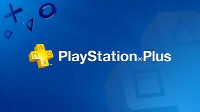 PS Plus 1 MONTH PLAYSTATION PLUS PS4-PS3 -SENT RIGHT NOW/ INSTANT !! - No code