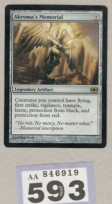 MTG Magic the Gathering - Akroma's Memorial - Future Sight