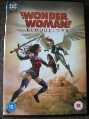 Wonder Woman Bloodlines DC Film (DVD 2019) Superman , Batman Justice League