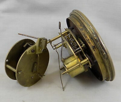 Two Part Carriage Clock Movements - Repeaters With Alarm - For Spares