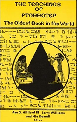 Teachings of Ptahhotep Proverbs World's Oldest Book