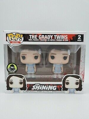 Funko Pop Movies The Shining The Grady Twins 2 Pack Popcultcha Exclusive