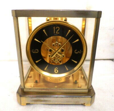 Early 50's Vintage Atmos Clock by Jaeger Le Coultre-- #46329