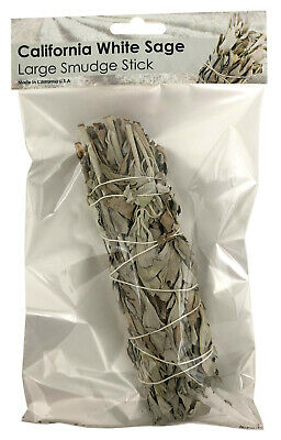 California White Sage Smudge Stick 5""