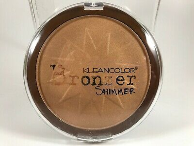 KLEANCOLOR Bronzer Shimmer Brilliant Powder Illuminates Available ALL SKIN TONES