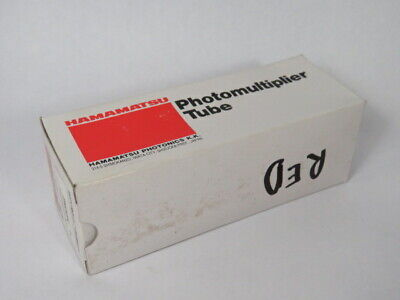 Hamamatsu R5929HA Head-On Photomultiplier Tube 25mm Dia. 300-900Nm 1550V ! NEW !