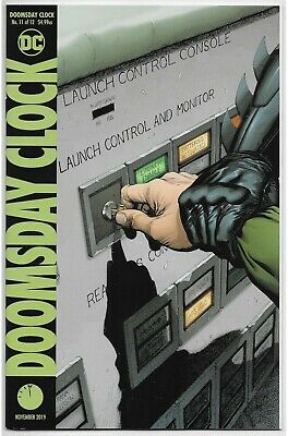 Doomsday Clock #11 First Print
