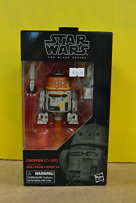 Star Wars The Black Series Chopper (C1-10P) Action Figure #84 Hasbro