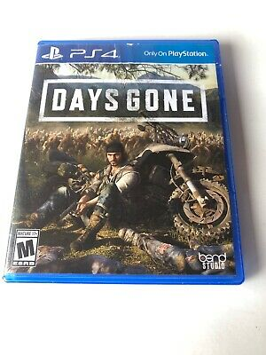 Days Gone (Sony Playstation 4 ps4)