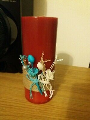 Lumanare De Botez/Baptism Candle. Condition is New.  de botez la comanda...