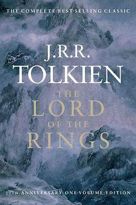 The Lord of the Rings: 50th Anniversary, One Vol. Edition by Tolkien, J.R.R.