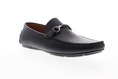 Unlisted by Kenneth Cole Ian Driver UMU8014UO Mens Black Casual Loafers Shoes 12