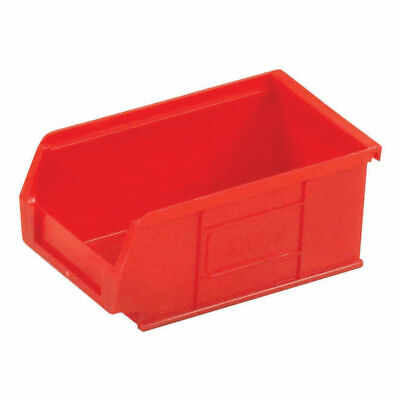 NEW! Barton Tc2 Small Parts Container Semi-Open Front Red 1.27L 165X100X75mm Pac