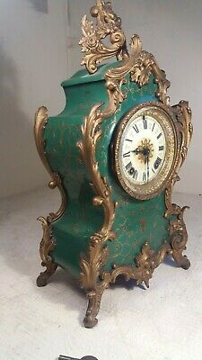 Antique French Striking Clock