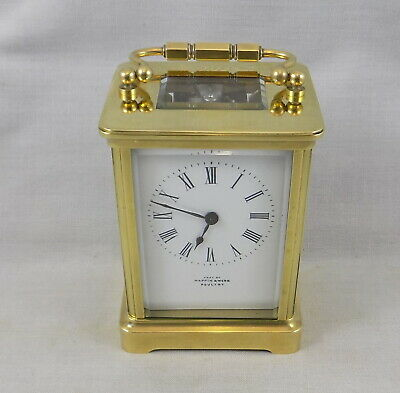 Early Mappin & Webb (Poultry, London) French R & Co., Paris, Carriage Clock