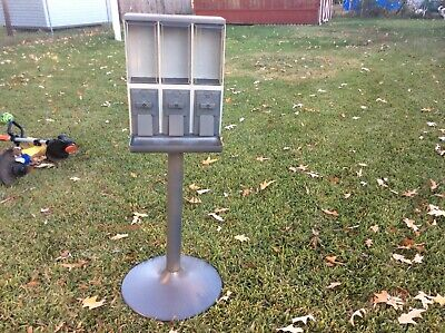 6 Vendstar 3000 Candy Vending Machines New In Boxes With Locks Keys