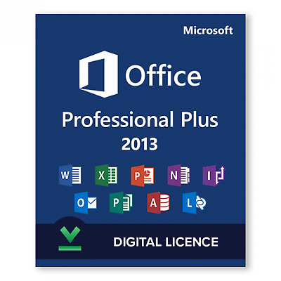 Office 2013 Professional Plus Activation Key Genuine + Download Link For 1PC,