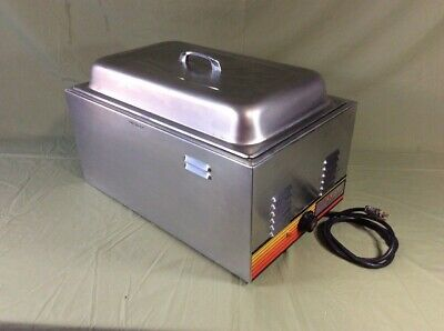 RedHots 1220FWD-120 Steam Well Restaurant Food Warmer (needs feet)