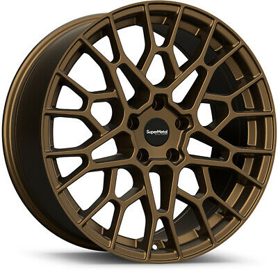 "Alloy Wheels 20"" SuperMetal Cell  For VW Amarok  10-19"