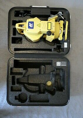 Topcon Gpt-3007N Reflectorless  Total Station Calibration Due 12/2020