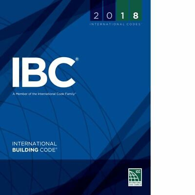 International Building Code 2018 (IBC 2018) (P.D.F)